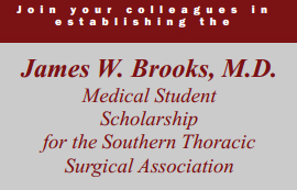 Brooks Scholarship Award
