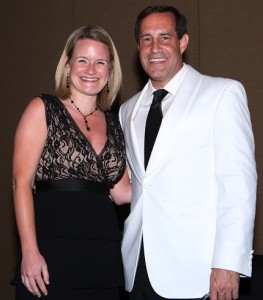 Rachel L. Medbery, MD, received the 2013 Hawley Seiler Residents Competition Award. Dr. Medbery was recognized by Dr. Robert Cerfolio for her accomplishment at the STSA 60th Annual Meeting Awards Dinner & Dance.