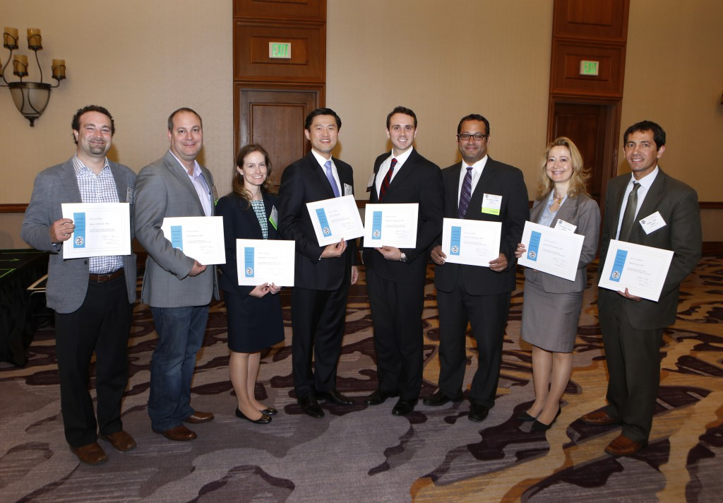 New STSA members were recognized and welcomed to the Association at the 2014 Business Meeting.